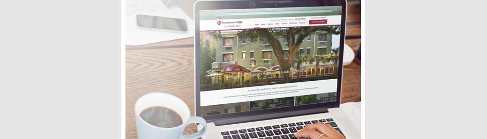 Template Hotel Website